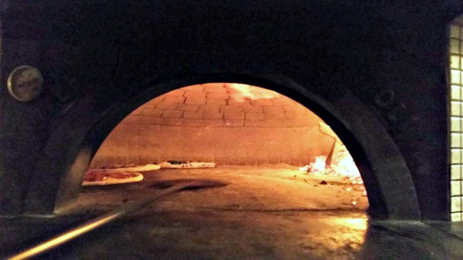 paulie gees pizza oven