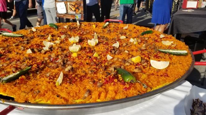 Barroluco Paella
