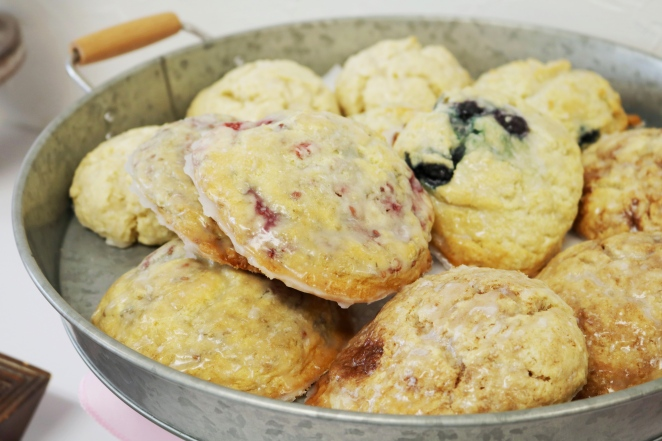 Mrs. Goodman's Scones