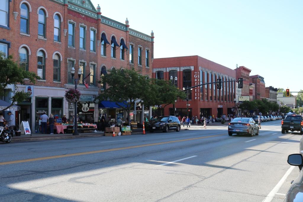 Downtown Delaware Ohio #ExperienceDelawareOhio